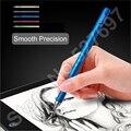 Подарок Красочные Tablet Емкостный Ручка Живопись Ручка Stylus Тончайший Глава Высокая Точность Сенсорного Пера 151 мм для Pad Phone Tablet