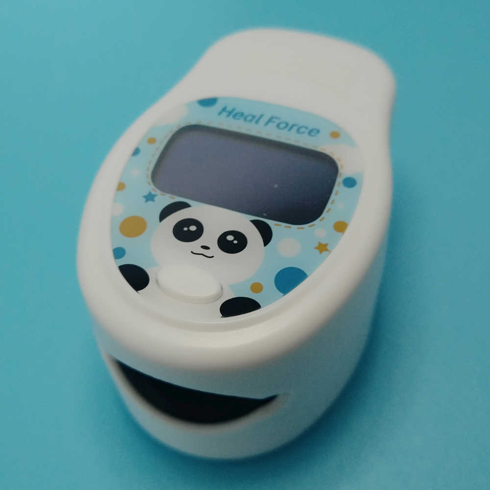 Тревожный цифровой пальцевой оксиметр CE FDA Пульсоксиметр палец пульсиоксиметр