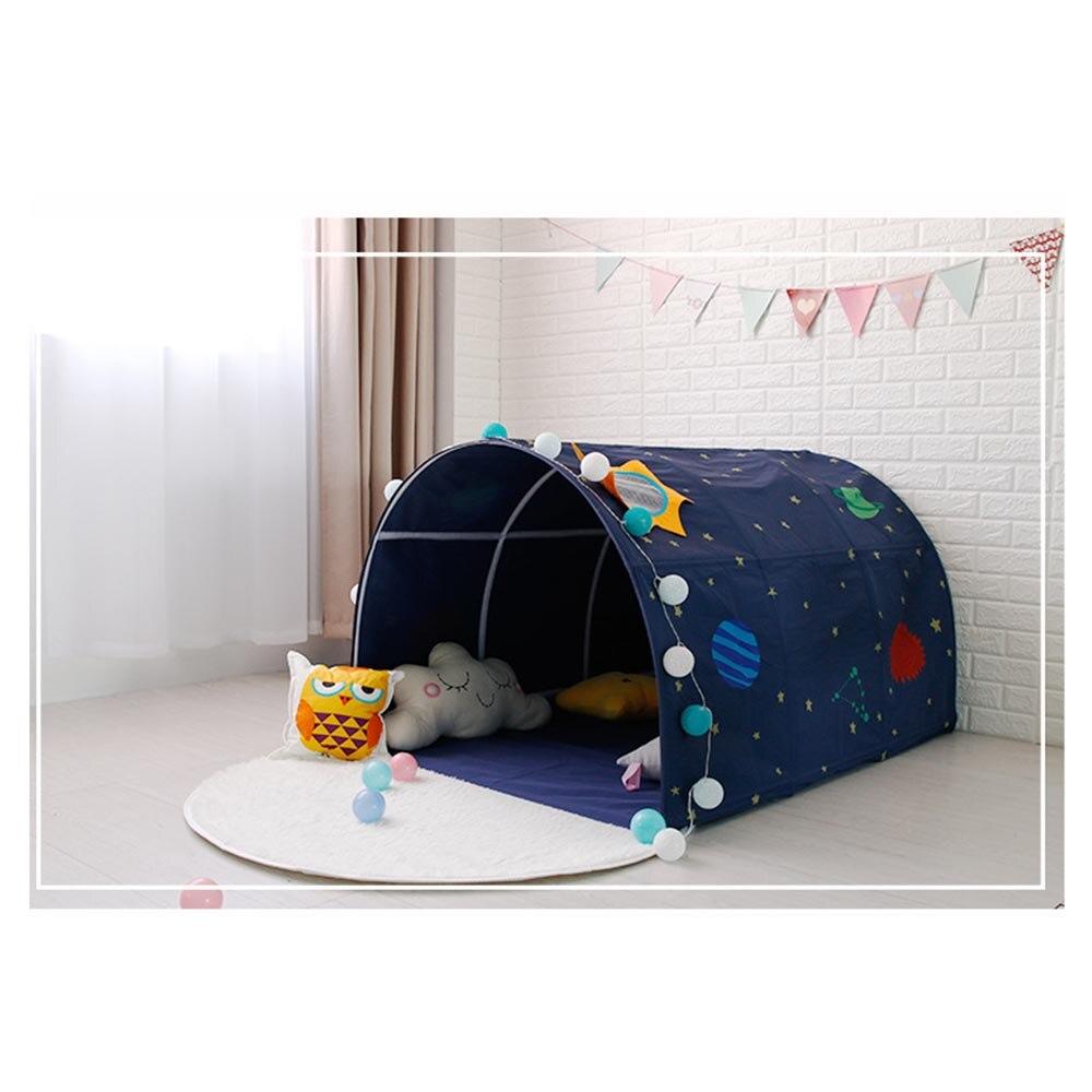 Tenda del gioco Del Bambino Piscina di Palline Tenda per il Capretto Rosa Blu Letti Tenda a Tunnel per I Bambini I Bambini della Casa del Gioco-in Tende per bambini da Giocattoli e hobby su  Gruppo 2