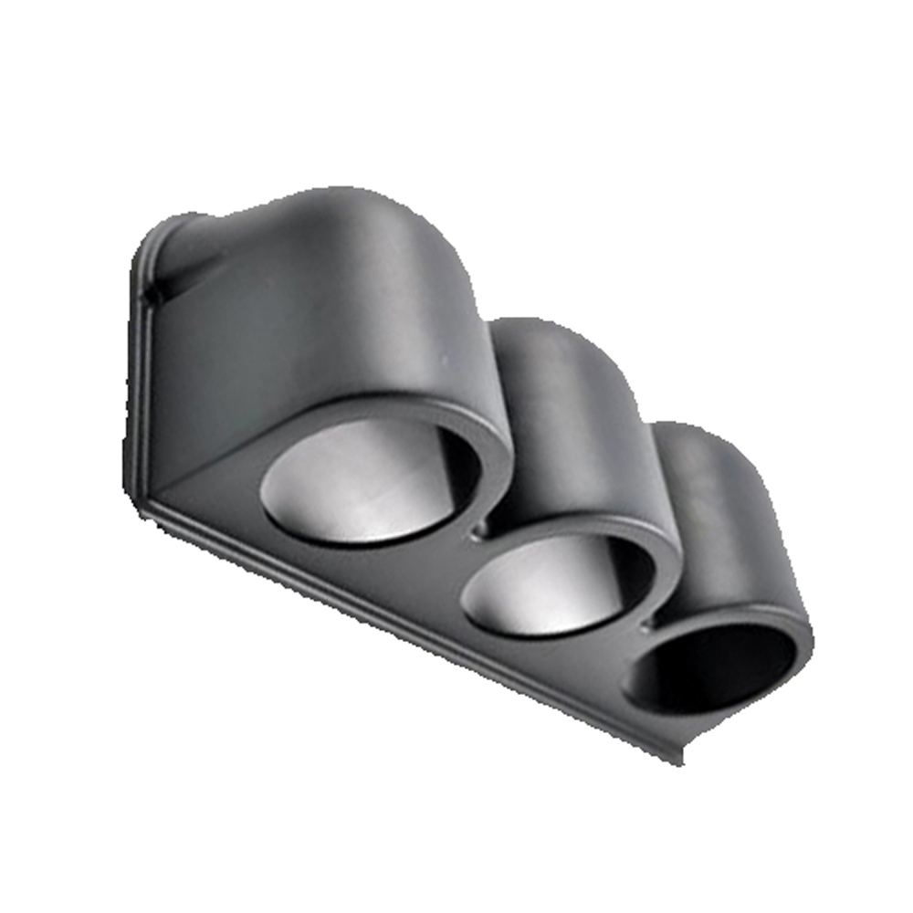EE support  New Black 2 52mm UNIVERSAL 3 TRIPLE DASH GAUGE METER POD MOUNT HOLDER XY01EE support  New Black 2 52mm UNIVERSAL 3 TRIPLE DASH GAUGE METER POD MOUNT HOLDER XY01