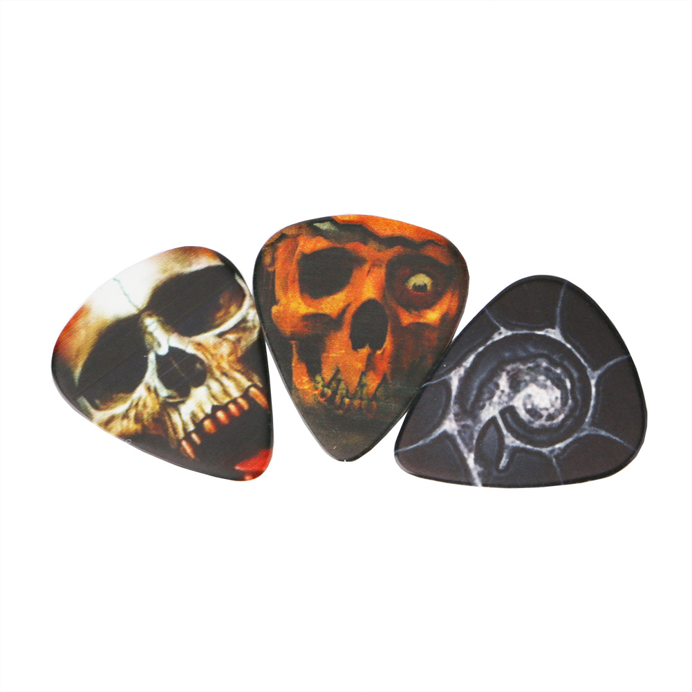 Acoustic Guitar Picks 10pcs/pack Nylon Material 0.45mm Picks Guitarra Accessories And Parts Ferfect Gifts For Friend