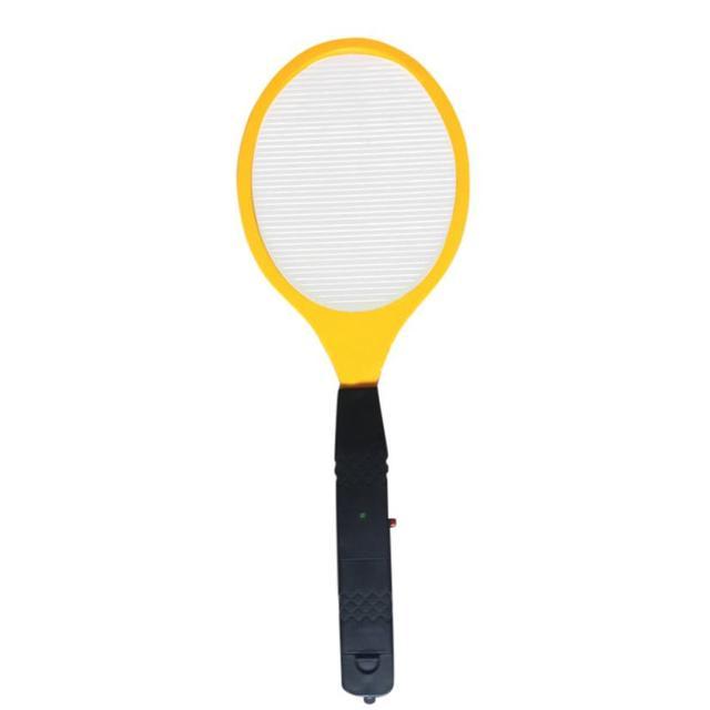 Хлопушку большой Электрический ошибках Fly Москитная для внутренних и наружных вредителей Управление комаров мух Прямая доставка 18jun25