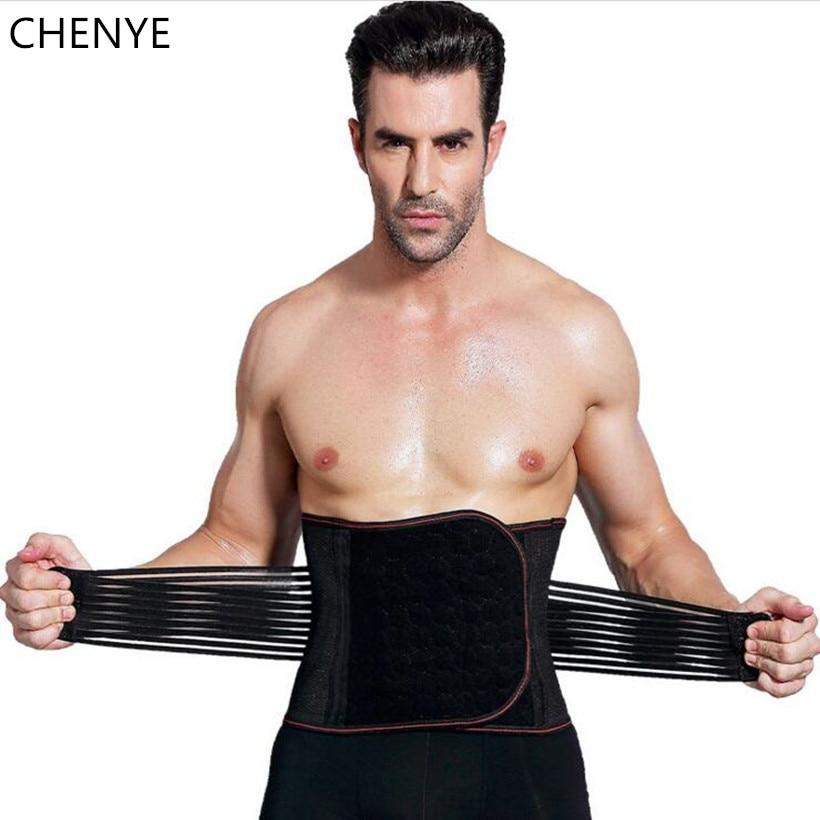 4f3bee8493d Men Health belt Body Shapers shapewear Waist Male steel bone Belly Band  Slimming Corset Waist Trainer Cincher Slim Body Shaper