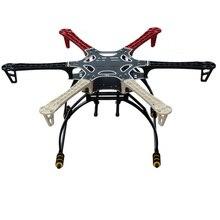 FPV F550 Hexa çerçeve kol HexaCopter PCB İniş takımları ile Gimbal koruyucu pil plakası için Flamewheel F550 HJ550 Quadcopter