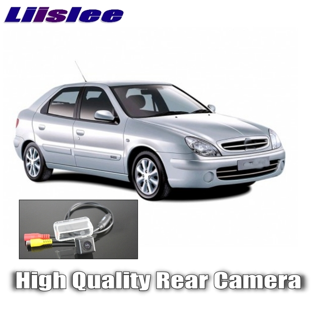 Liislee Car Camera For Citroen Xsara    Picasso Mpv High Quality Rear View Back Up Camera For