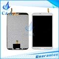 Para samsung galaxy tab 3 8.0 t311 pantalla lcd T315 con touch digitalizador asamblea 1 unidades el envío libre negro blanco