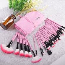 VANDER LIFE Professional Cosmetics Brushes Set Kit