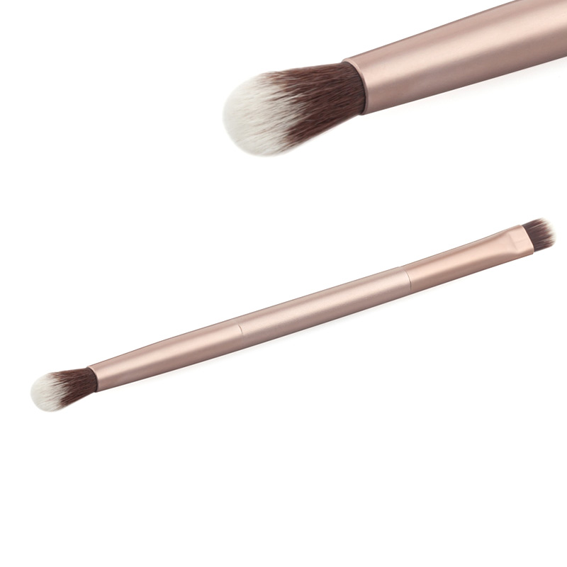 Professional Doubled Ended Eyeshadow Eye Shadow Makeup Cosmetic Brush Tool Hot Sale  SK88