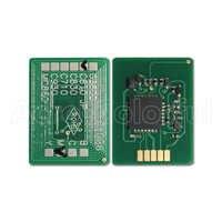 44059112, 44059111, 44059110, 44059109 Toner chip para OKI C810 C830 NA impresora láser copiadora cartucho de recambio