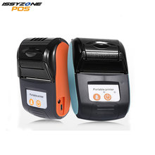 IssyzonePOS Bluetooth Thermal Printer 58MM Portable Mini Wireless Receipt Machine Free SDK for Windows Android IOS IMP026 rugline p5803 free sdk 58mm handheld pos thermal printer android ios bluetooth 4 0 receipt printer mini mobile protable thermal