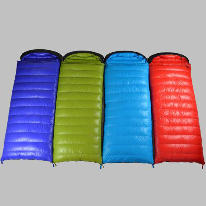 Ultra light 400G 600G 800G adult outdoor portable duck down down sleeping bag autumn and winter envelope type down sleeping bag envelope light sleeping bag naturehike adult camping outdoor sleeping bag duck travel down sleeping bag spring autumn winter