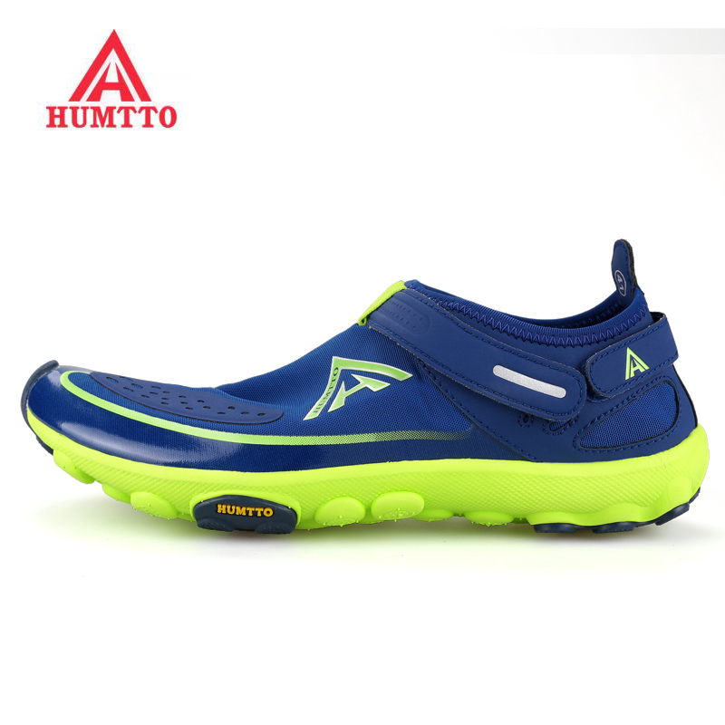 HUMTTO Men's Outdoor Water Barefoot Hiking Sandals Water Shoes For Men Fishing Aqua Wading Climbing Mountain Shoes Sneakers Man spring summer water sneakers sandals breathable outdoor mens shoes aqua water sneakers blue fishing shoes men walking sandals