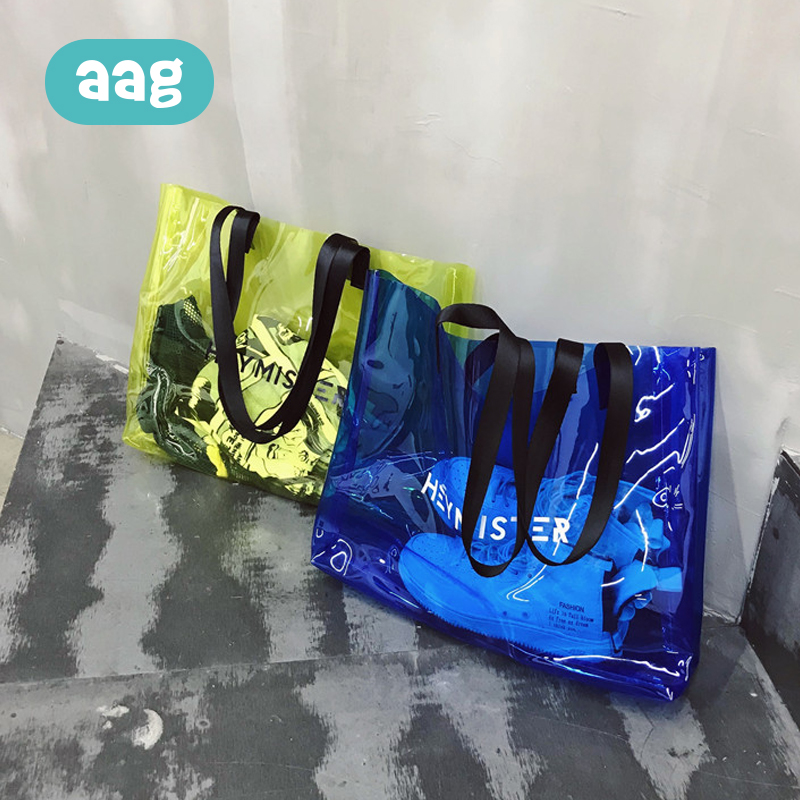 AAG Waterproof Toys Beach Bag Baby Beach Toys Storage Outdoor Mom Travel Handbag Summer Children's Toys Beach Swimming Bags 20