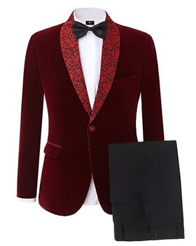 High Quality Velveteen Groomsmen Shawl Lapel Groom Tuxedos Men Suits Wedding/Prom Best Man Blazer ( Jacket+Pants+Tie) A42 high quality velveteen groomsmen shawl lapel groom tuxedos men suits wedding prom best man blazer jacket pants tie a48