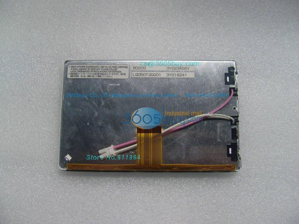 5 inch LQ050T3GG01 lcd car screen