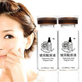 Hot Sale Hyaluronic Acid Liquid Face Makeup Anti Acne Moisturizing Anti Aging Wrinkle Whitening Cream Skin Care Serum 10ml*2