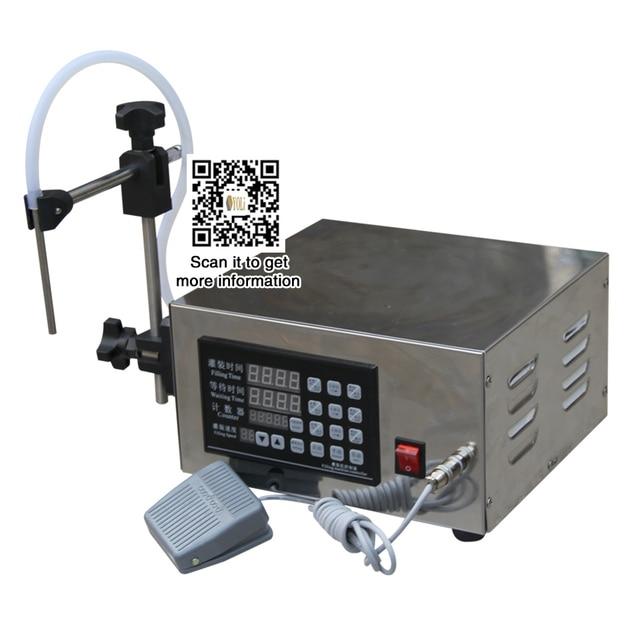 5-3500 ml Liquid Filling Machine เหมาะสำหรับบรรจุน้ำ, เครื่องดื่ม, liquid.