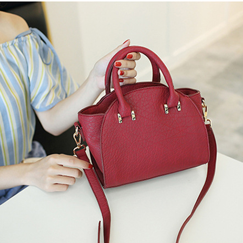 NIBESSER 2017 Classic Women Hand Bag High Quality Lady Messenger Bag Solid Color Fashion Crossbody Bags For Women Bolsos Mujer