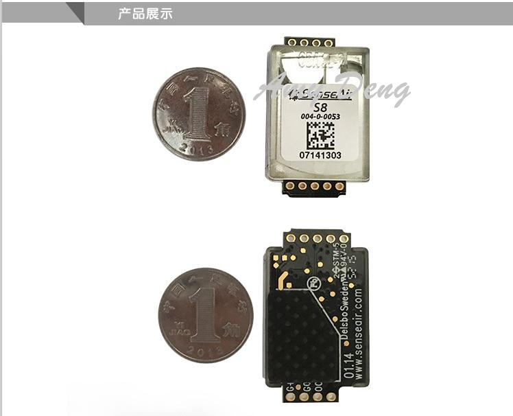 Infrared CO2 carbon dioxide sensor S8 0053Infrared CO2 carbon dioxide sensor S8 0053