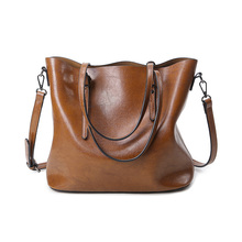 Luxury Handbags Women Genuine Leather Bags 2016 Famous Brand Designer Big Large Capacity Soft Cow Tote Crossbody Messenger Bags