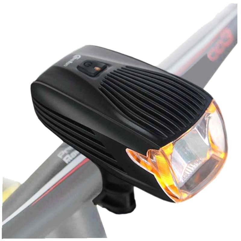 Meilan Certificación Alemán X1 Bicicleta Bicicleta Luz Luz LED USB Recargable Lámpara impermeable Inteligente Accesorios