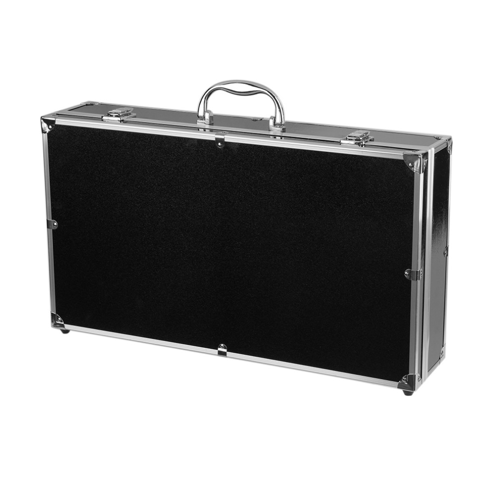 100% brand new and high quality Super Good 1pc Aluminum Carrying Case Suitcase For RC FPV 250 Helicopter