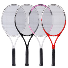 New Arrival Racquet Sports Brand Carbon Tennis Rackets Squash Racquet Lengthened Type Head Racket Tennis Rackets 102 Square Inch