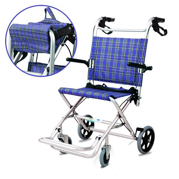 Aluminum Light Folding font b Wheelchair b font font b Disabled b font font b Wheelchair