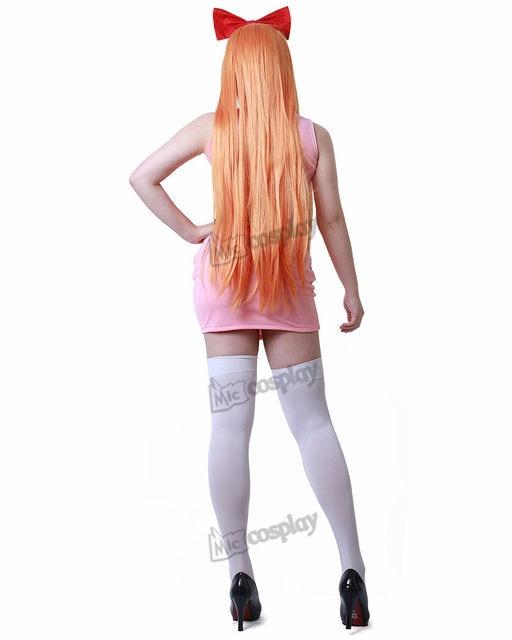 image  sc 1 st  Aliexpress & Online Shop Powerpuff Girls Blossom Bubbles Buttercup Adults Cosplay ...