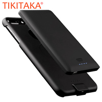 Removable 2 In 1 Battery Charger Case For Iphone 8 7 6 6s Plus Cover TOP