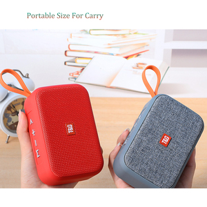 Image 5 - New Mini Portable Speaker Bluetooth Speaker Outdoor Bicycle  Wireless Speaker Mini Column Box Loudspeaker FM TF  Gift