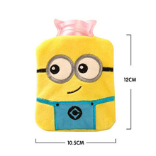 Creative Cute The Avengers Batman Cartoon Totoro Kawaii Hello kitty Novelty Baymax Hand Feet Warming Hot Water Bag Bottles