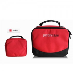 Outdoor articles cosmetic bath storage bag 21 5 19 5CM free shipping in Storage Bags from Home Garden