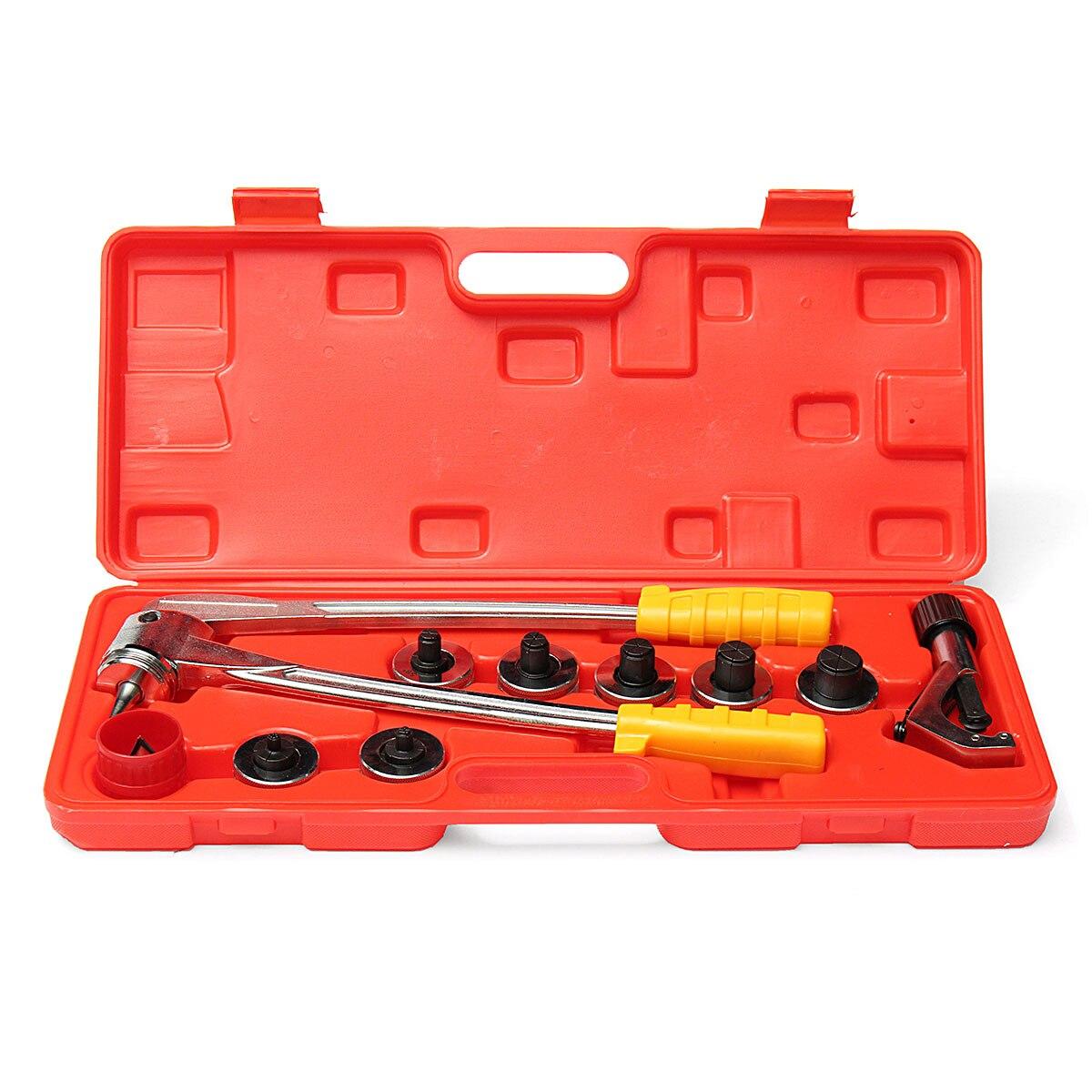 Новое поступление расширитель Tool Kit трубы пневмокамерными резак Водостоки кондиционер T018 трубы Expander инструмент