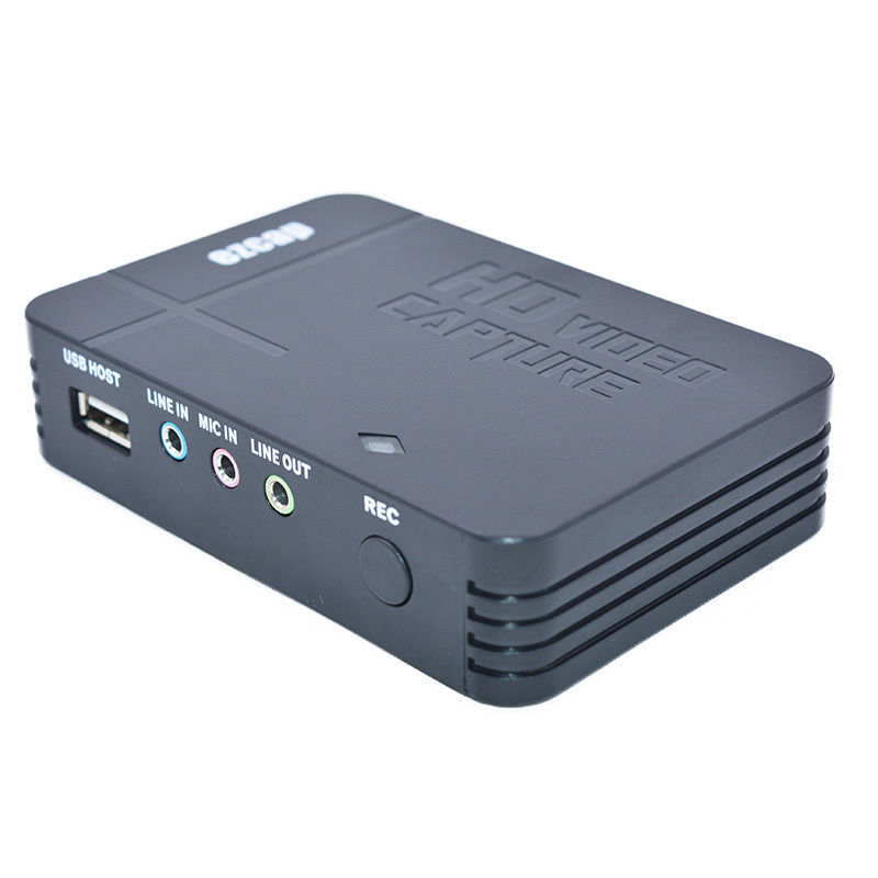 Newest EZCAP 1080P HD Game Video Capture Card Box HDMI YPBPR Recorder for XBOX One 360 PS3 PS4 TV Video Camera Medical Recording ezcap 280 hd game capture hd video capture module 1080p hdmi ypbpr recorder ezcap280 for wii xbox 360 ps4 ps4 dvd video camera