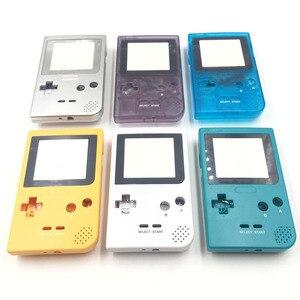 Image 3 - Пластиковый корпус Чехол запасная часть для Nintendo Gameboy Pocket GBP