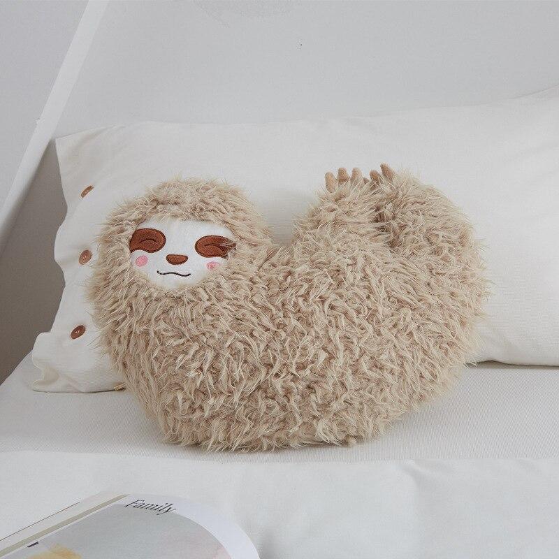 1 PC 40/38 cm infantile doux apaiser calme anime en peluche poupée bébé apaiser jouets petit elfe oreiller en peluche jouets en peluche poupée cadeaux