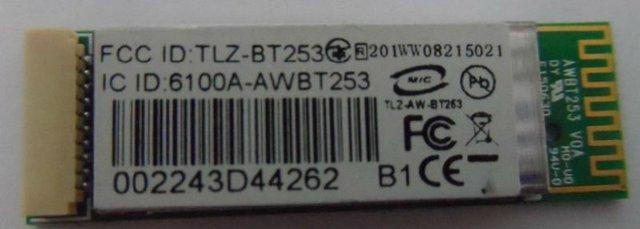 BLUETOOTH BT253 64BIT DRIVER DOWNLOAD