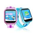 Gps smart watch q750 q100 bebê assistir com wifi 1.54 polegada toque tela SOSCall Localização Dispositivo Rastreador para o Miúdo PK Seguro Q50 Q60 Q80