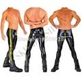 Free shipping !! Latex pants garments rubber leggings for men
