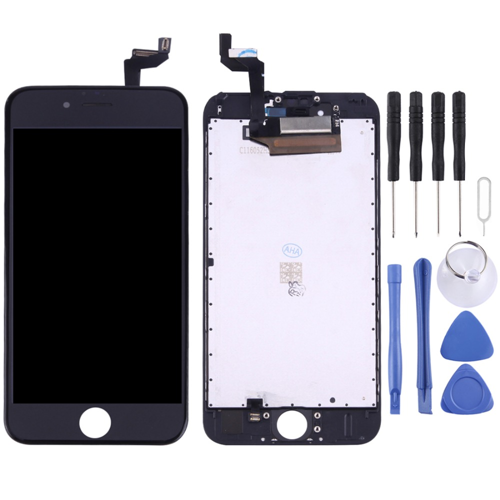 2019 <font><b>Original</b></font> LCD Screen Für <font><b>iPhone</b></font> 6 s Bildschirm LCD <font><b>Display</b></font> Digitizer Touch Modul Bildschirme Ersatz LCDS image