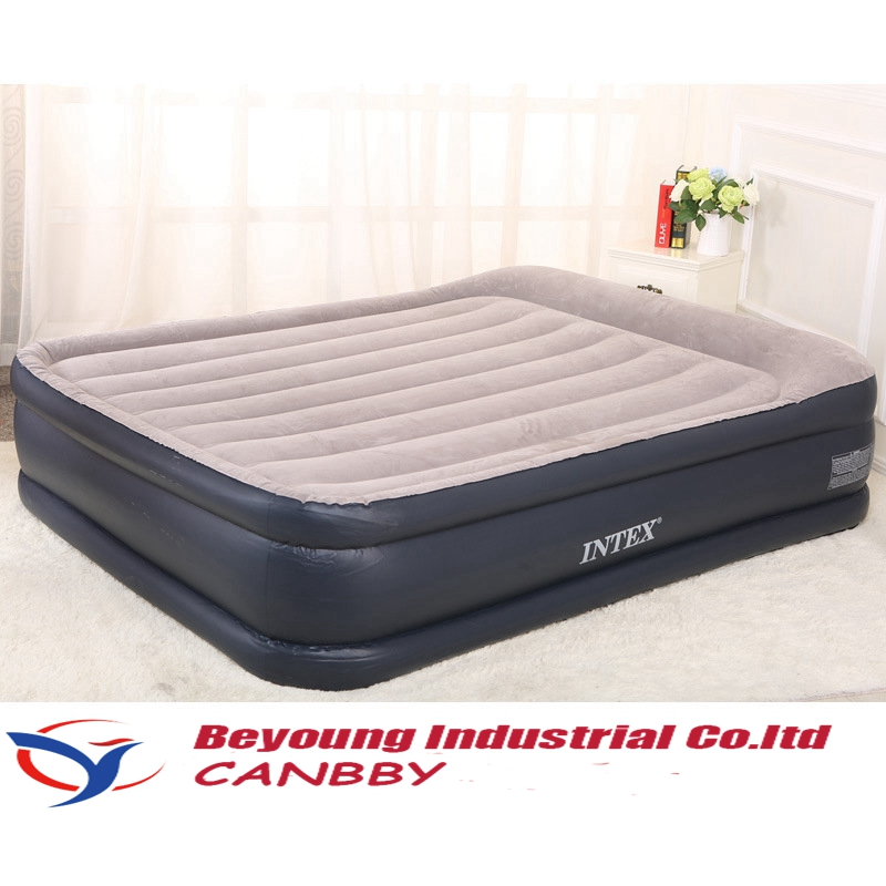 Intex inflable Queen criado airbed tipo impermeable inflable cama ...