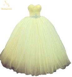 Bealegantom Новый 2018 Розовый Пышное Платье бальные платья с Бисер сладкий 15 платья Vestidos De 15 Вечерние платья Пром QA723