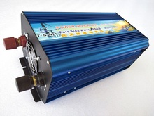 dual digital display Pure Sine Wave Inverter 3000W DC12V/24V/36V/48V to AC110V/220V 50HZ/60HZ for solar system