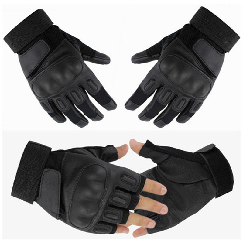 Men Military Tactical Gloves Shooting SWAT Airsoft Paintball