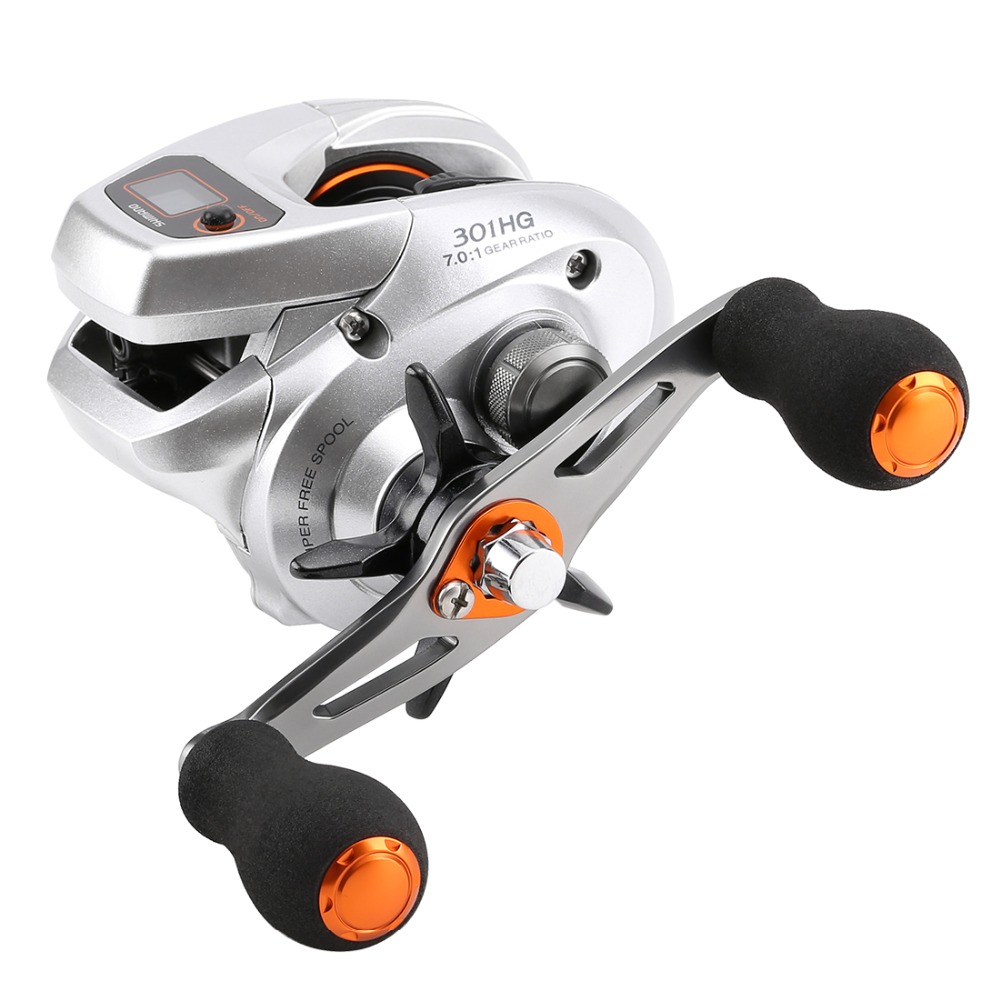 Compare prices on shimano reels ci4 online shopping buy for Digital fishing reel