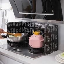 Кухонные гаджеты масляные перегородки масляные разбрызгиватели экраны алюминиевая фольга плита газовая плита брызгозащищенная перегородка домашняя кухня инструменты для приготовления пищи
