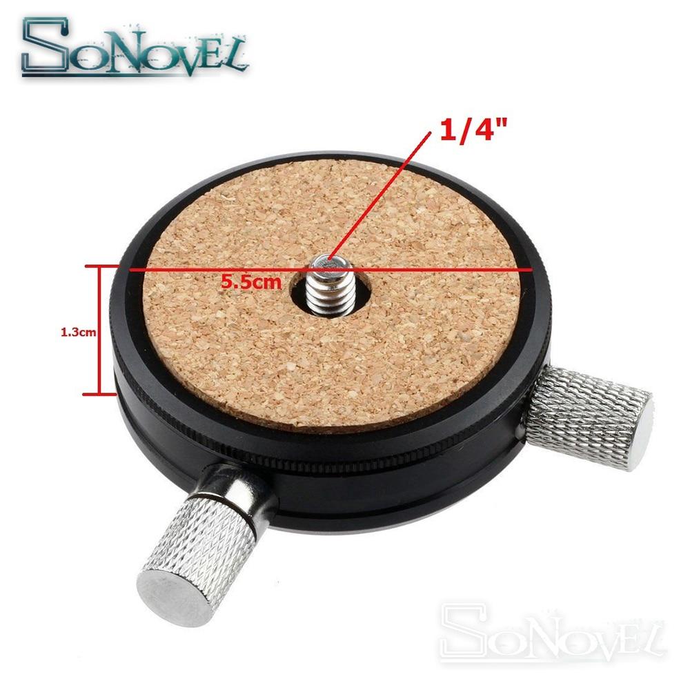 QR-02 Tripod Monopod Quick Release QR Plate 1/4 3/8 Screw Adapter Ballhead QR02 For nikon canon sony DSLR Camera