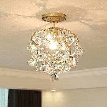 luxury crystal pendant light LED iron modern luminaires dining room light fixture foyer/loft bar/shop/mall ceiling hanglamp