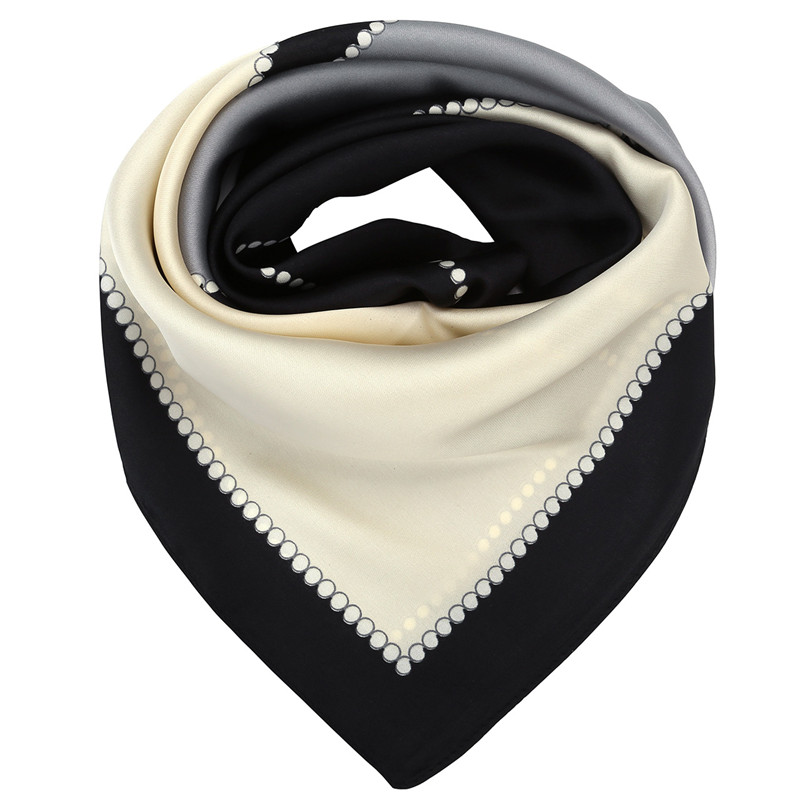 Ayliss 1PC 60*60cm Polyster Blend Hip-hop Bandanas For Male Female Head Scarf Scarves Wristband Vintage Pocket Towel Hot Selling